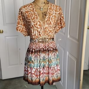 Tunic style top 16 tall